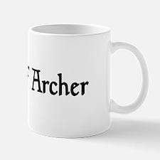 Dark Elf Archer Mug