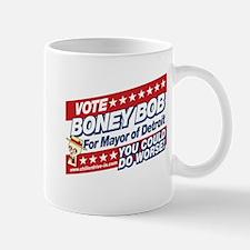 Vote For Boney Bob Mug