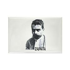 Emiliano Zapata - Portrait Rectangle Magnet
