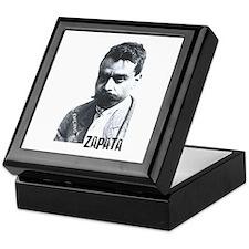 Emiliano Zapata - Portrait Keepsake Box