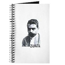 Emiliano Zapata - Portrait Journal