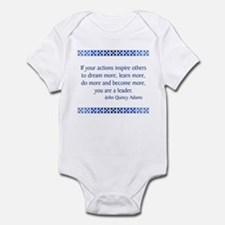 Adams Infant Bodysuit