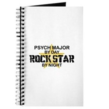 Psych Major Rock Star by Night Journal
