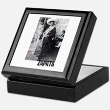 Emiliano Zapata Keepsake Box