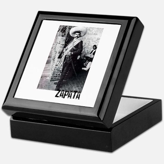 Emiliano Zapata Keepsake Box