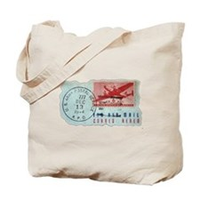 World War Two Air Mail Tote Bag