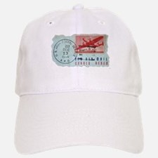World War Two Air Mail Baseball Baseball Cap