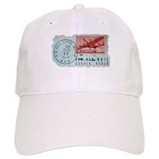 World War Two Air Mail Baseball Cap
