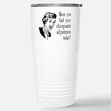 Retro Chiro Ad Stainless Steel Travel Mug