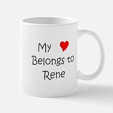 Funny Rene Mug
