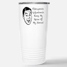Retro Chiro Ad 2 Stainless Steel Travel Mug