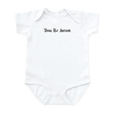 Dark Elf Artisan Infant Bodysuit
