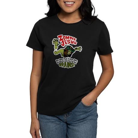 Zombie Jesus Women's Dark T-Shirt