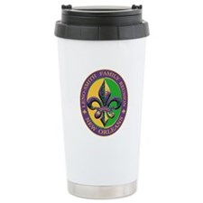 Leno-Smith Family Reunion Travel Mug
