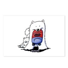 Back To School SAMS Postcards (Package of 8)