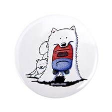 """Back To School SAMS 3.5"""" Button (100 pack)"""