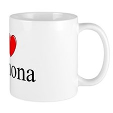 """I Love (Heart) Sulmona"" Mug"