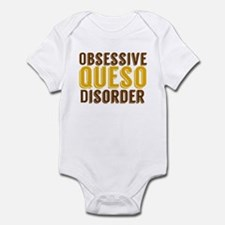 Funny Queso Infant Bodysuit