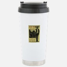 Emiliano Zapata Poster Stainless Steel Travel Mug