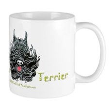 Scottish Terrier Tattoo Art Mug