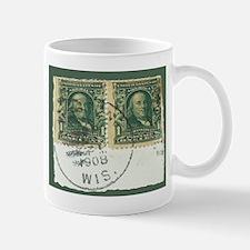 1908 Stamps Mug