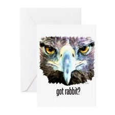 Got Rabbit? Greeting Cards (Pk of 10)
