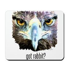 Got Rabbit? Mousepad