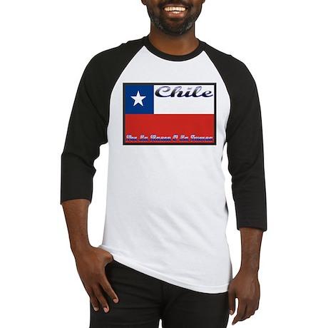 Chile Pride Baseball Jersey