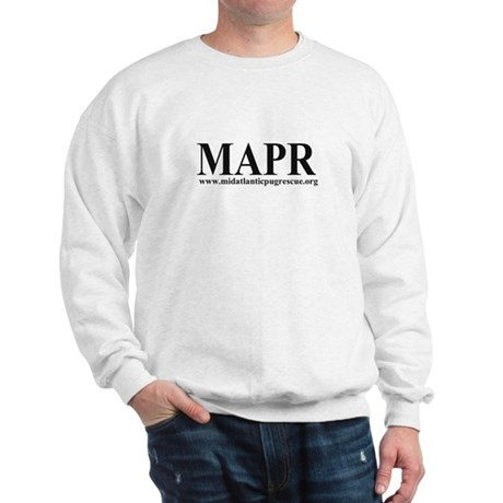 """simple"" MAPR Logo Sweatshirt"