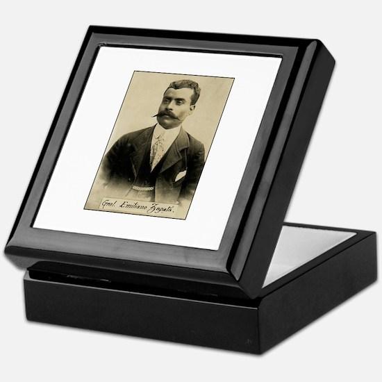 General Emiliano Zapata Keepsake Box