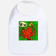 W is for Wyvern Bib