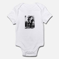 Emiliano Zapata Salazar Infant Bodysuit