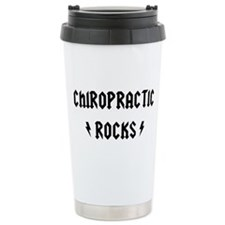 Chiropractic Rocks Travel Mug