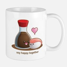 Soy happy together Mug