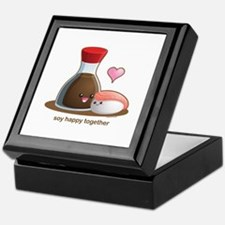 Soy happy together Keepsake Box