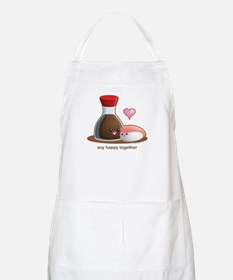 Soy happy together Apron