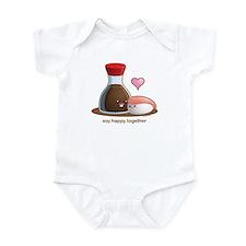 Soy happy together Infant Bodysuit