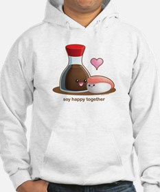 Soy happy together Hoodie