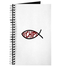 Jesus Fish and Chips Journal