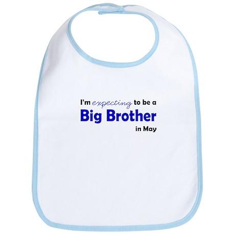 """""""Expecting"""" Big Brother May Bib"""