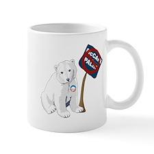 Polar Bears for Obama Mug