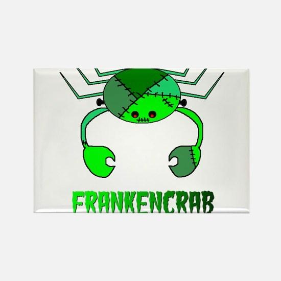 FRANKENCRAB Rectangle Magnet