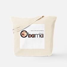 Babies for Obama Tote Bag