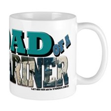Proud Dad of a Submariner Mug