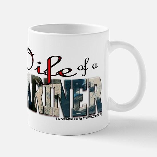 Proud Wife of a Submariner Mug