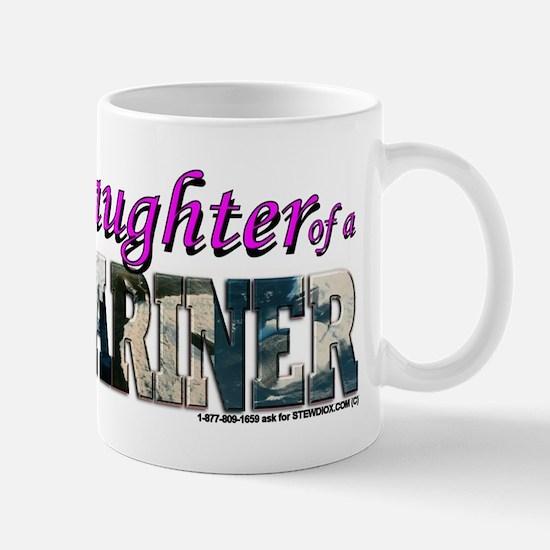 Proud Daughter of a Submariner Mug
