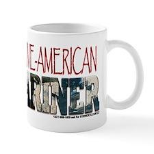 Proud Native American Submariner Mug