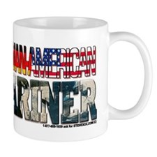 Proud German American Submariner Mug