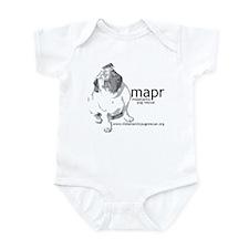 MAPR Logo Infant Bodysuit