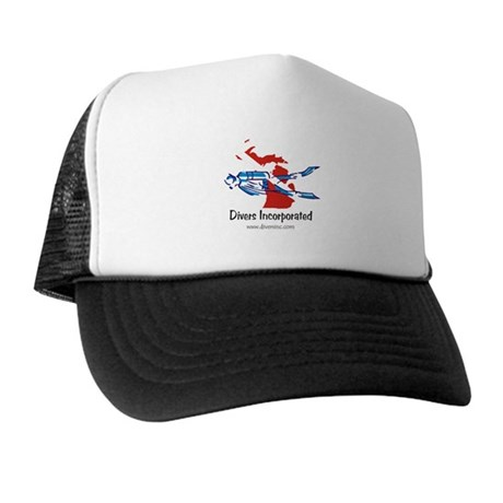 Divers Incorporated Trucker Hat